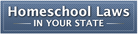 Homeschool laws in your state