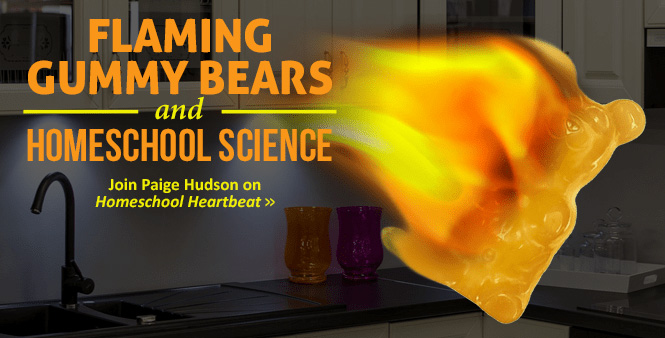 Author Paige Hudson reveals 3 ways to make science engaging for your homeschool student. Listen now >>