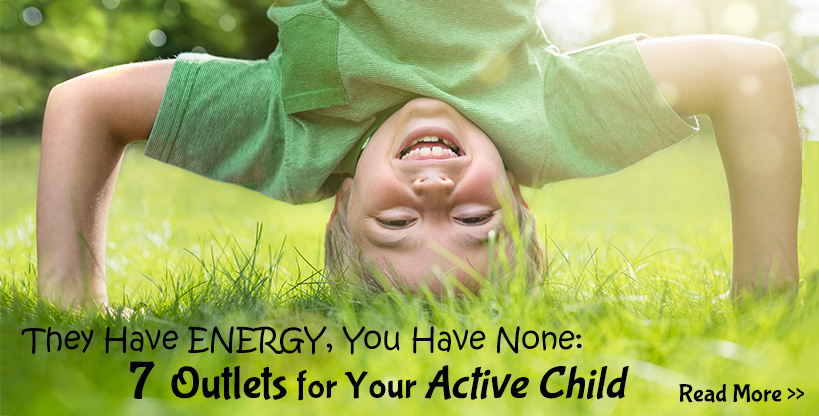 Hyperactive homeschool grad, Lanson Ho'opai, shares 7 ways your child can use their boundless energy. Read more on HSLDA's blog >>