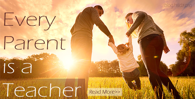 Homeschool mom Jessica Cole shares why every parent is a teacher. Read more on HSLDA's blog >>
