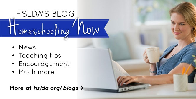 Check out HSLDA's blog for homeschooling tips!