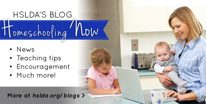 Check out HSLDA's blog for homeschooling tips! Read more >>