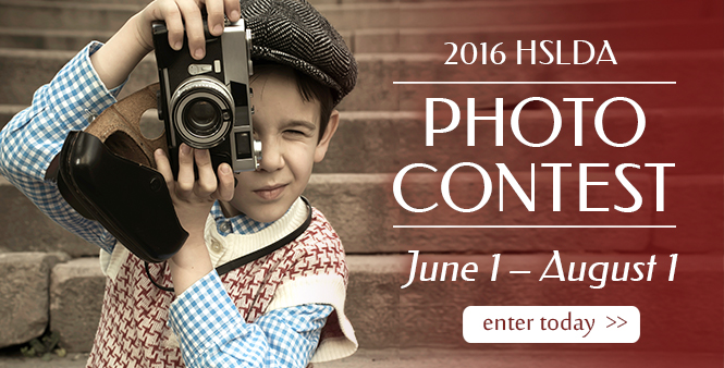 HSLDA's 2016 Annual Photo Contest offers different categories and prizes for homeschooled students ages 7-19. Get entry details online now! >>