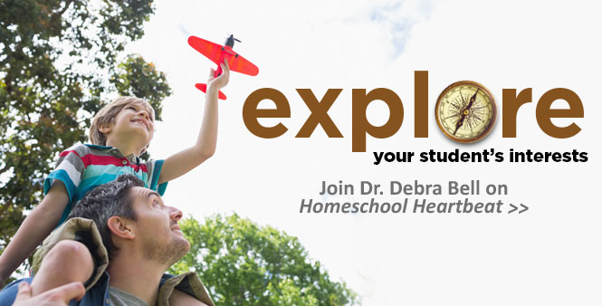 Author Debra Bell joins Mike Farris to discuss the secret to successful homeschooling. Listen now >>