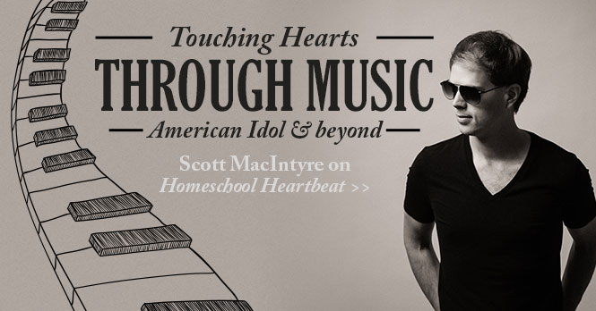 Hear how homeschool graduate and musician Scott MacIntyre overcame some of the toughest challenges a man can face. Listen now >>