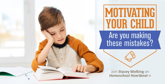 Is your child unmotivated to learn? Learn how to recognize  and fix the biggest motivational mistakes you might not know you're making >>