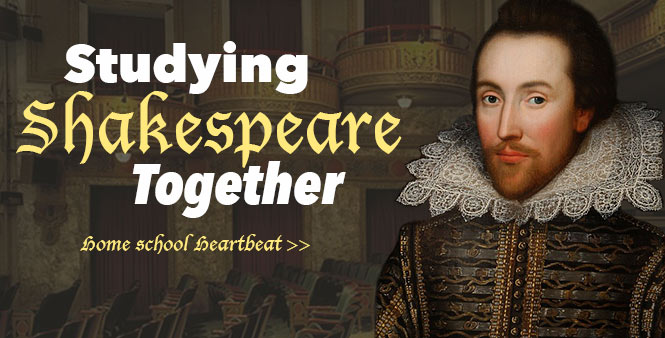 Explore creative ideas for studying Shakespeare in your homeschool program. Listen to Diane Taylor-Hough now >