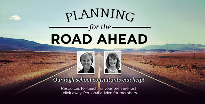 Planning for the road ahead? Find out how our high school consultants can help you homeschool your teen! Personal advice for HSLDA members.