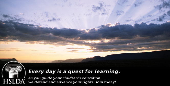 Every day is a quest for learning. As you teach your children, we defend and advance your rights. Join today!