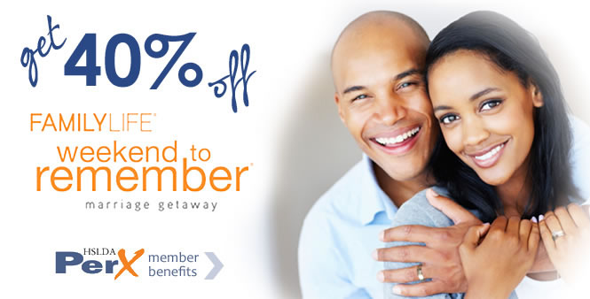 HSLDA members receive 40% off Family Life marriage conferences! Get the details >>