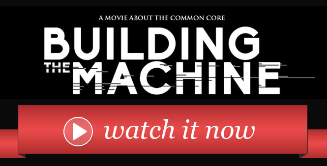 Watch it now! >> HSLDA's new film --- Building the Machine: A documentary on the Common Core.