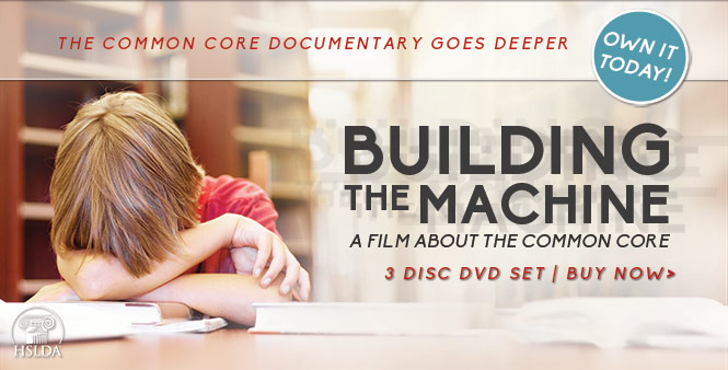 Get the complete Common Core documentary series, Building the Machine, in a 3-DVD set. Watch a the preview & order now >>